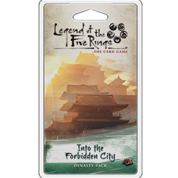 Legend of the five Rings: Imperial 3 – Into the Forbidden City – EN