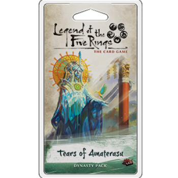 Legend of the five Rings: Imperial 1 – Tears of Amaterasu – EN