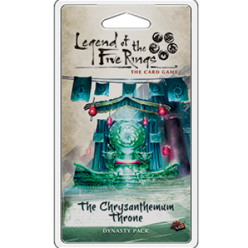 Legend of the five Rings: Imperial 4 – the Chrysanthemum Throne – EN