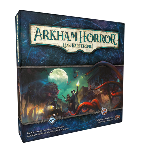 Arkham Horror LCG: Grundspiel – DE