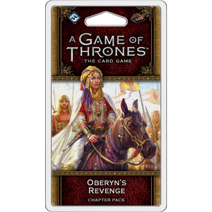 AGoT 2nd Edition: Blood and Gold 5 – Oberyn's Revenge – EN