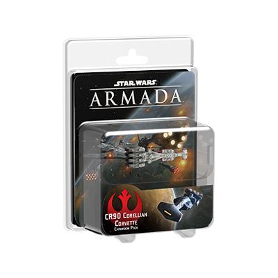 Star Wars Armada: CR90-Corellianische Korvette – DE