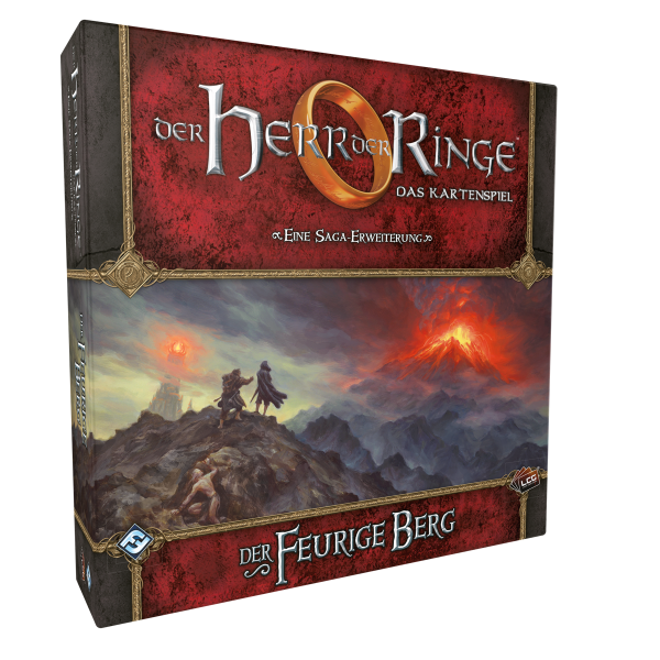 HdR LCG: Saga 6 – der feurige Berg – DE
