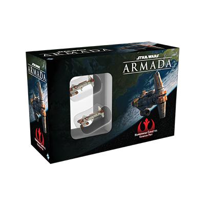 Star Wars Armada: Hammerhai-Korvetten – DE