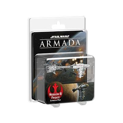Star Wars Armada: Nebulon-B-Fregatte Erweiterungspack – DE