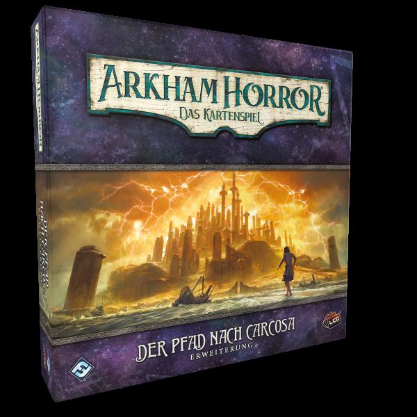 Arkham Horror LCG: Der Pfad nach Carcosa