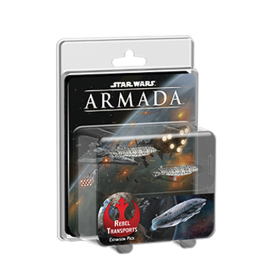 Star Wars Armada: Rebellentransporter – DE