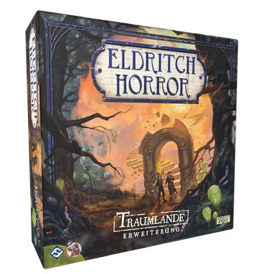 Eldritch Horror: Die Traumlande – DE
