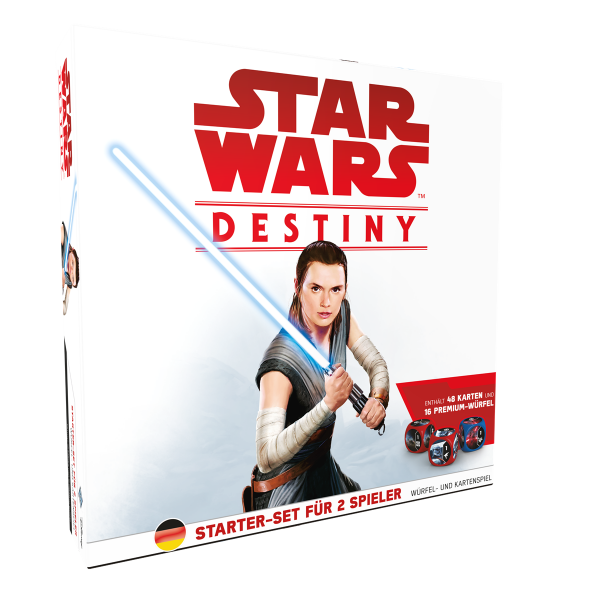 Star Wars Destiny: Starterset für 2 Spieler – DE