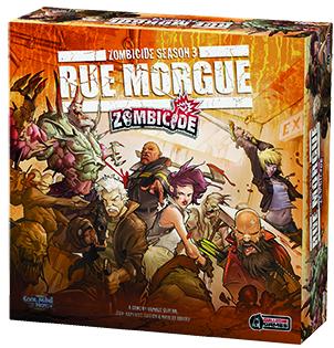 Zombicide: Season 3 Rue Morgue – DE