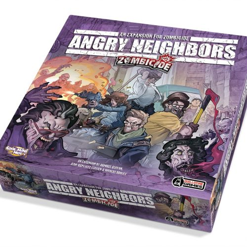 Zombicide: Angry Neighbors Erweiterung