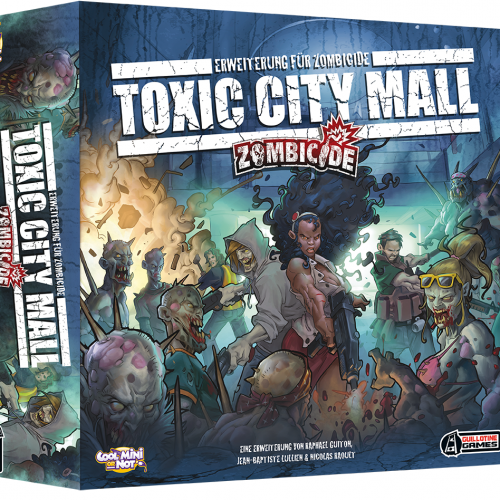 Zombicide: Toxic City Mall Erweiterung