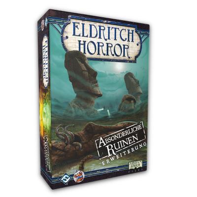 Eldritch Horror: Absonderliche Ruinen – DE