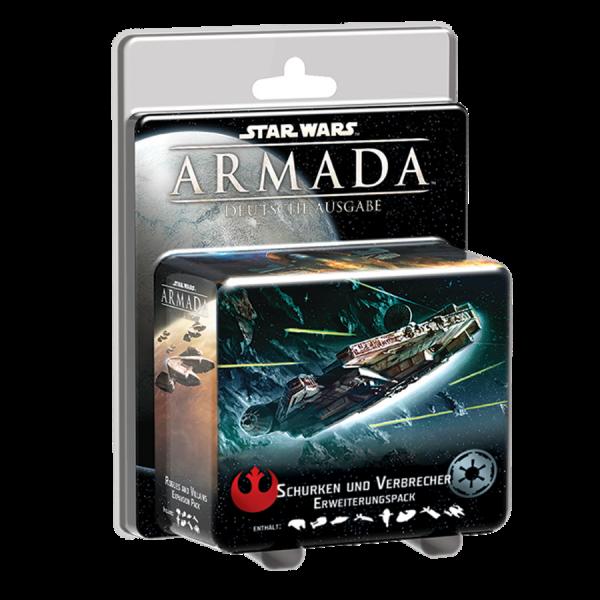 Star Wars Armada: Schurken und Abschaum