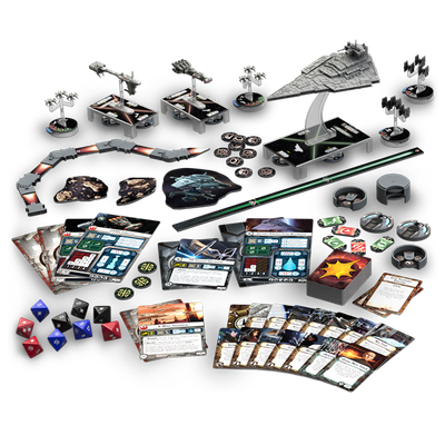 Star Wars Armada: Grundset – DE