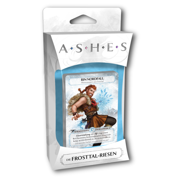 Ashes: Die Frosttal-Riesen