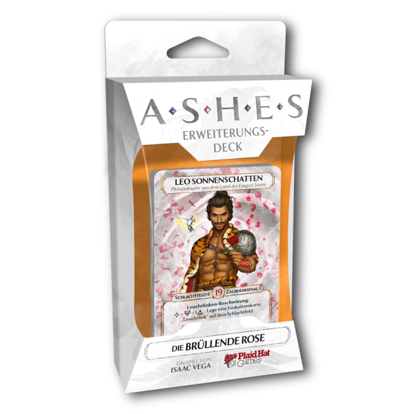 Ashes: Die Brüllende Rose