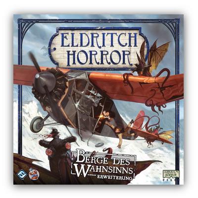 Eldritch Horror: Berge des Wahnsinns – DE