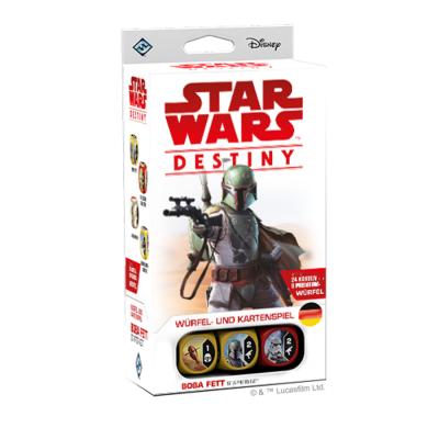 Star Wars Destiny: Boba Fett Starterset – DE