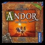 Die Legende von Andor: die Bonus Box