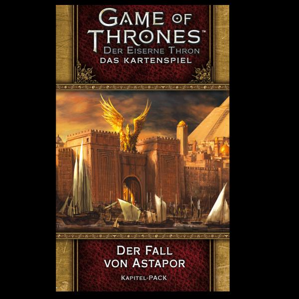 AgoT 2. Edition: Blut und Gold 3 – der Fall von Astapor – DE
