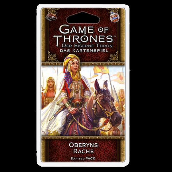 AGoT 2. Edition: Blut und Gold 5 – Oberyns Rache – DE