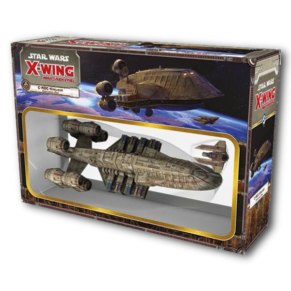 Star Wars X-Wing: C-ROC Kreuzer