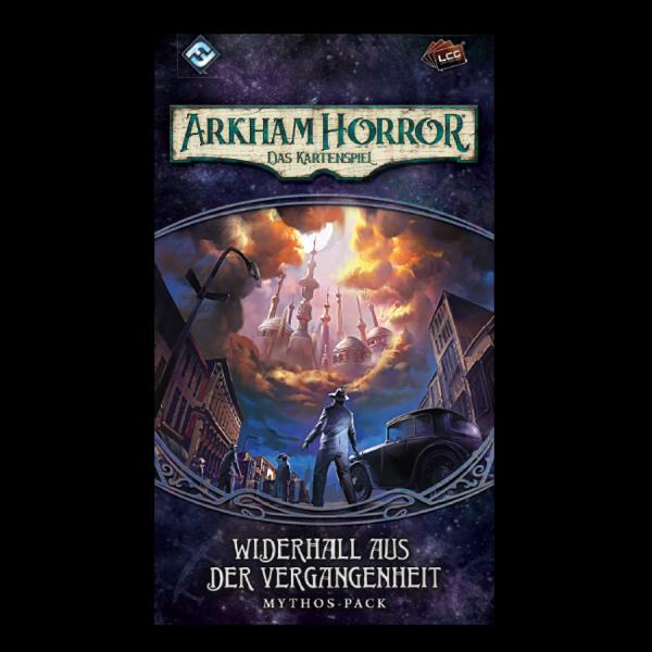 Arkham Horror LCG: Carcosa 1 – Widerhall aus der Vergangenheit – DE