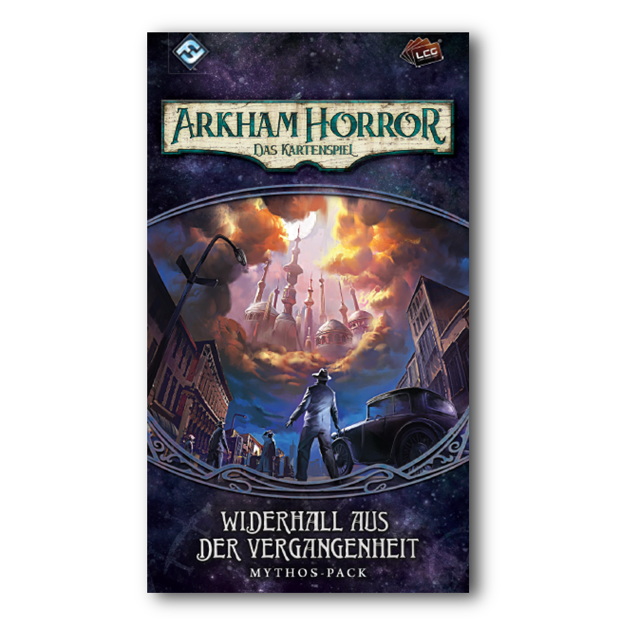 Widerhall aus der Vergangenheit Carcosa-1 Arkham Horror