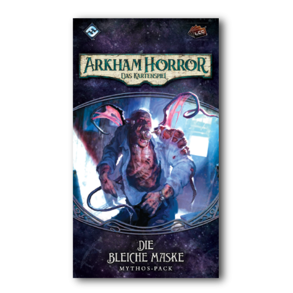 Arkham Horror LCG: Carcosa 4 – die bleiche Maske – DE