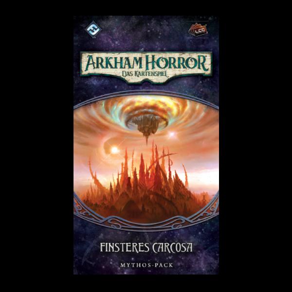 Arkham Horror LCG: Carcosa 6 – Finsteres Carcosa – DE