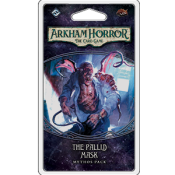 Arkham Horror LCGe: Carcosa 4 – the Pallid Mask