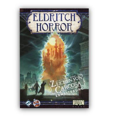 Eldritch Horror: Zeichen von Carcosa – DE