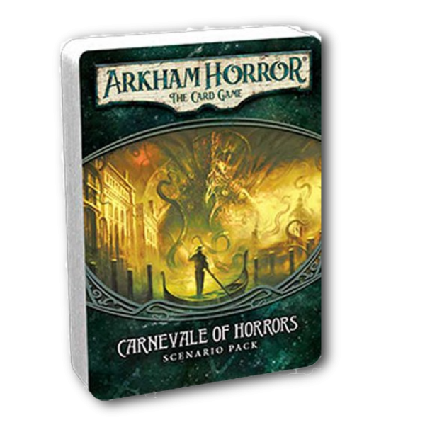 Arkham Horror LCGe: POD – Carnevale of Horror