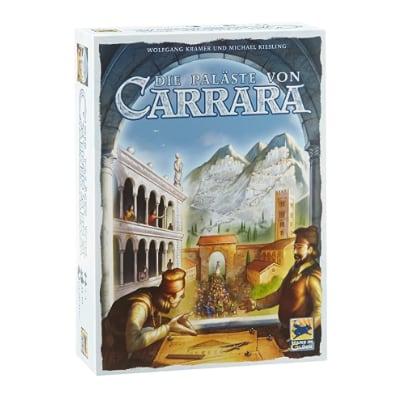 Die Paläste von Carrara – DE