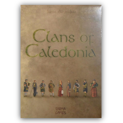 "Clans of Caledonia ""KS Premium Edition"" – DE/EN"