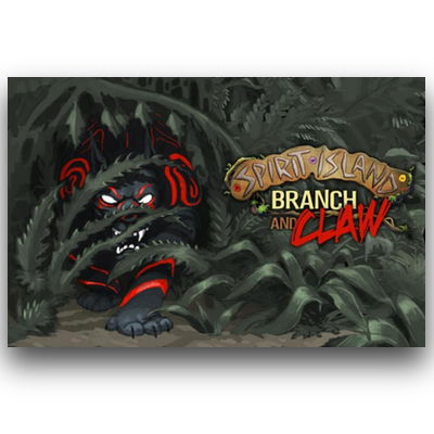 Spirit Island: Branch and Claw – EN