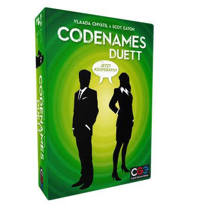 Codenames: Duett – DE