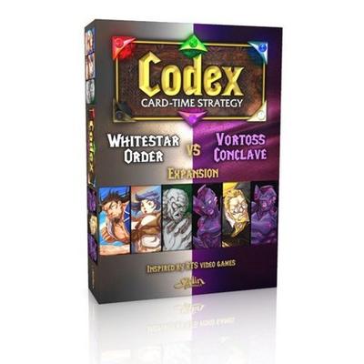 Codex: Whitestars Order vs Vortoss Conclave