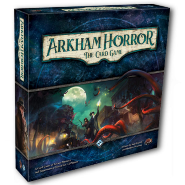 Arkham Horror LCGe: Core Game
