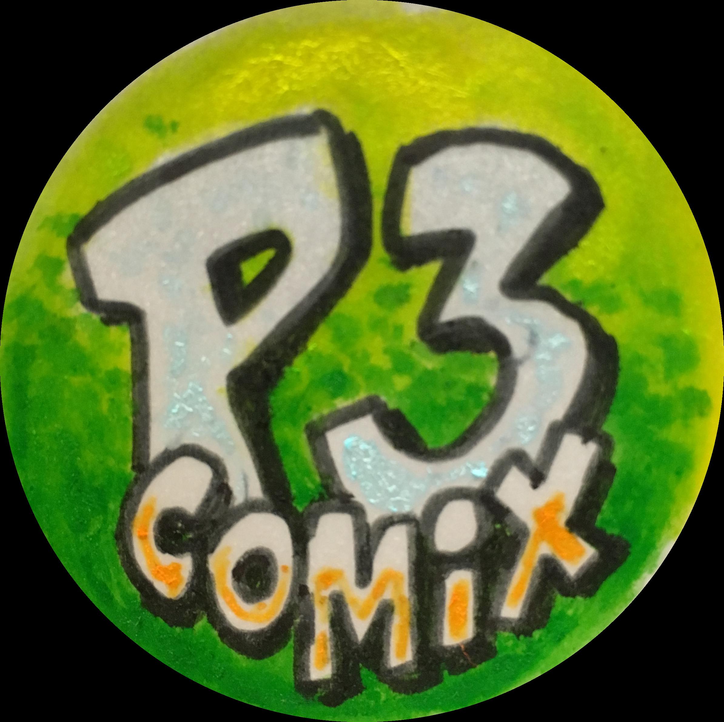 P3 Comix