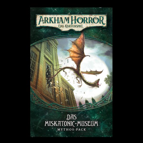 Arkham Horror LCG: Dunwich 1 – das Miskatonic Museum – DE