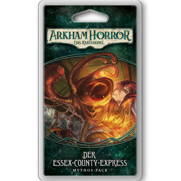 Arkham Horror LCG: Dunwich 2 – der Essex County Express – DE