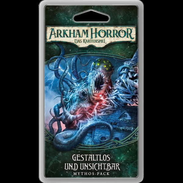 Arkham Horror LCG: Dunwich 4 – Gestaltlos und Unsichtbar – DE