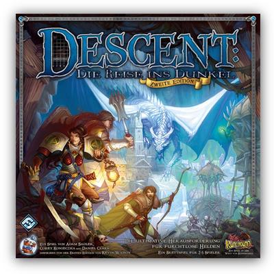 Descent 2. Edition: Die Reise ins Dunkel – DE