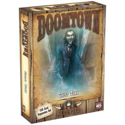 Doomtown Reloaded: Ghost Town – EN