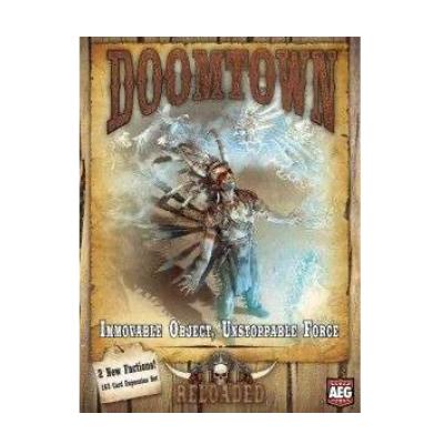 Doomtown Reloaded: Immovable Object – EN