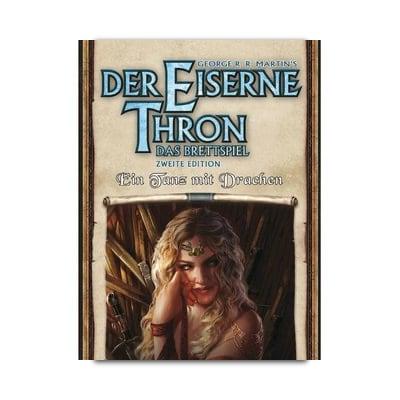 Der eiserne Thron Brettspiel: ein Tanz mit Drachen – DE