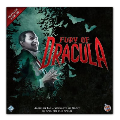 Fury of Dracula (4. Edition) – DE