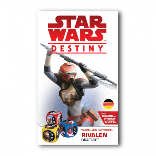 Star Wars Destiny: Rivalen Draft-Set – DE